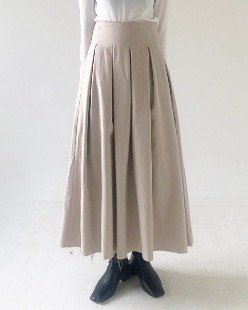 vintage wool skirt (2color)