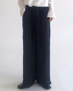 silket banding pants (3color)
